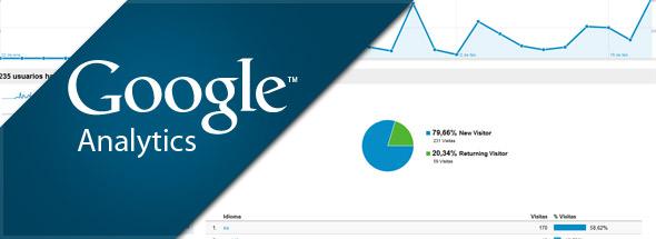 Image Representing SEM Services Google Analytics