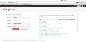 SEO Buzz IM Blog Image Representing Google Alerts