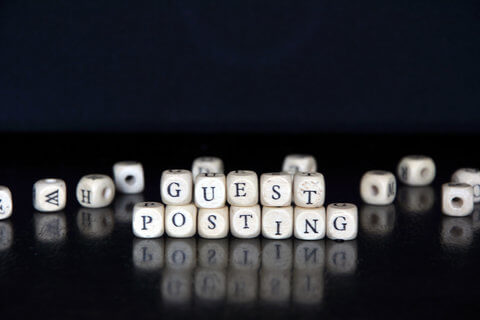 Image representing welcome guest posting submitters