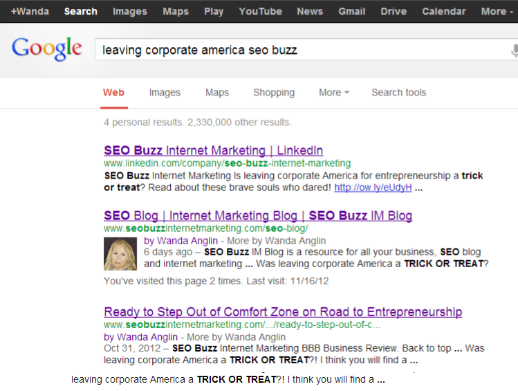 Rel=Author and Google+ SEO Tool