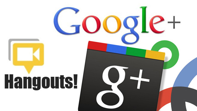 Image Representing Google Hangout for Work at Home or Office
