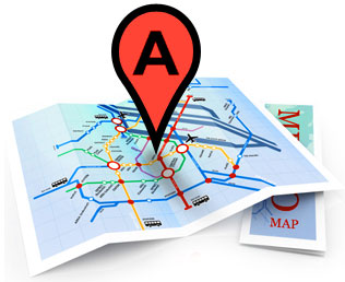 Image representing how to get more website traffic with local SEO