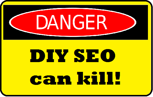 Image representing DIY SEO myths can kill your business