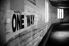 Image representing One Way Street Does Not Work in Social Media Marketing