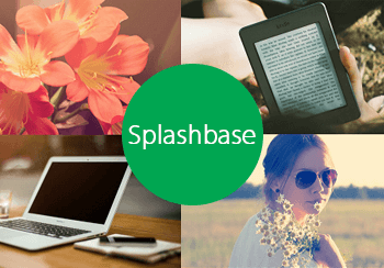 splashbase is a source of free images