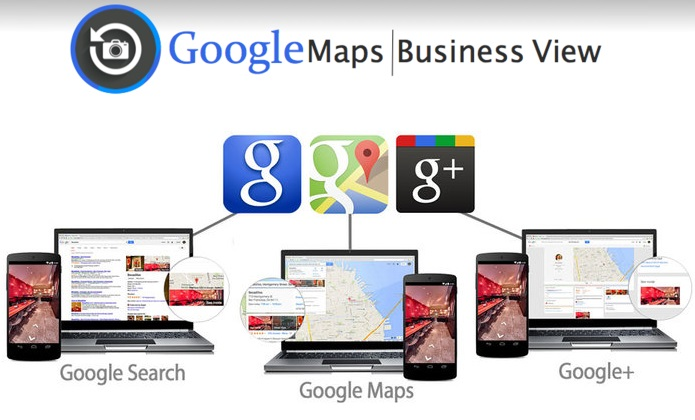 google business view brings prospects into your store right from google maps